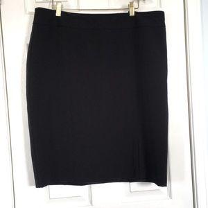 NWT Worthington black skirt